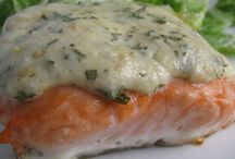 Here Fishy Fishy..... / Seafood recipes / by Gina Costantino