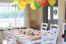 Hosting Made Easy / Party Planning, Houseguests, and simple decor for gatherings.