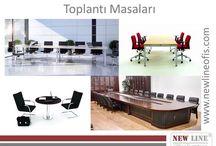 Toplantı Masaları / www.newlineofis.com