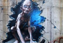 Muralismo & graffiti