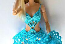 Barbie häkeln