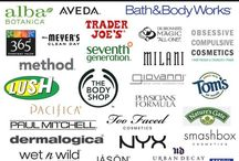 Cruelty-Free Beauty / A collection of cruelty-free beauty brands for hair, body and face.