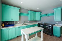 Interiors - Laundry Rooms