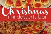 Christmas foods / All the christmas related foods that could be food or cakes and other surprising baked things