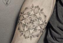 Tatuagens de pontos