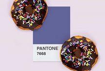 Pantone Chip Art