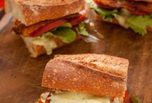 Seafood Sandwiches/Burgers