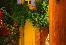 Doors and Windows / by THE OLD HIPPIE GAL