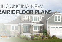 NEW Prairie Floorplans