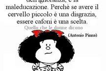 Mafalda,  Linus ecc....