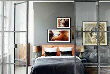 Interiors: B E D R O O M / by Iwona Konarski