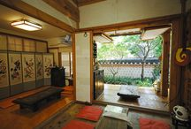 한국 고택 실내 디자인