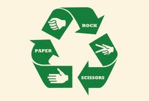 Recycle! / Help to protect the environment, pollution prevention & etc / by Joy Galeany