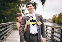 Bell and batman / by Shannon Fredrick