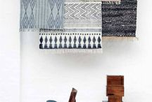 textiles for the home / a collection of textiles that will make your home a better place. Home decor / by Amber Kane