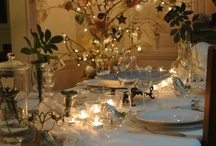 Christmas Table Settings / by Doreen Cassotta