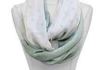 scarves / by Natalie Hajek
