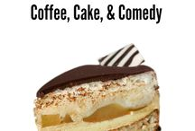 Coffee, Cake, and Comedy Night - Women's Ministry