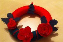 DIY Yarn decorations / Cute handmade things made of yarn