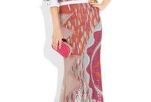 Ideas for dress and skirt... / by Gabarit Medellin