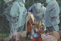 Tolkien Illustrations