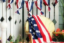 ~ 4th of July Inspiration ~ / Ideas, Inspiration, Decor, Food, etc. / by Jodie Valenti