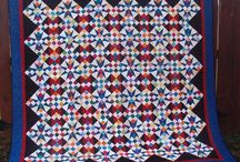 Bonnie Hunter´s Quilts / Her free paterns and its colour variations