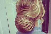 *Wedding hair STYLE*