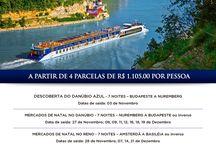 Cruzeiros Fluviais / Ofertas especiais de cruzeiros fluviais!!!