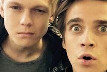 Caspar and Joe