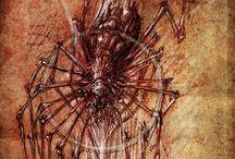 Eldrich horror inspiration
