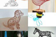 3D pen stencils
