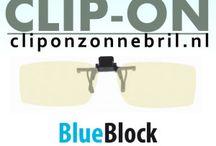Clip-on Zonnebril