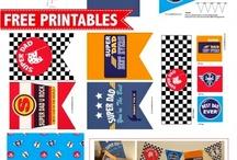 free printable party