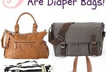 Diaper Bags / by Chels Waite