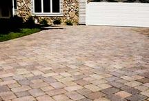 Driveway Designs / Nicely designed driveways for future inspiration