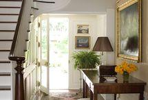Decor - Hall/Entry / by Lauren Barron