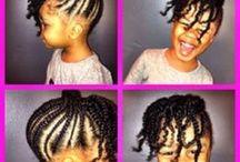 Afrikan hair style