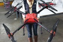 Best Giant Quadcopters / The Huge Ones