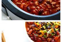 Gryderetter (stews)