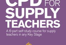 CPD for Supply Teachers / CPD for Supply Teachers - reviews of our own home-study course, and any other bits we like along the way!