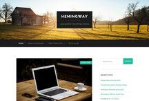 Free Author Wordpress Themes