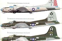 WWll Aircraft profile