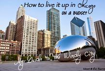 Big City Life- Chicago! / by Tee