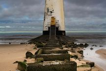 Lighthouses... / by Sario