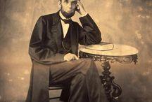 Abraham Lincoln  / by Myriad Moods