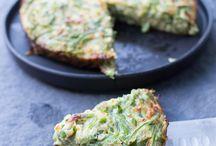 Tortilla porotos verdes