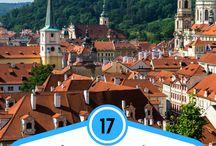 Czech Republic / Some great travel pins of Czech Republic.