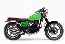 Suzuki Gn125 concepts