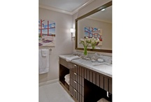 Bathrooms & Bathroom Items / Bathrooms, bathroom design and bathroom items that have real style.